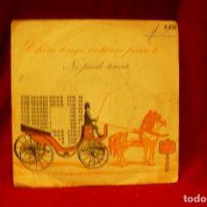 Discos de vinilo: MARDI GRAS -- CHICA TENGO NOTICIAS PARA TI / NO PUEDO TENERTE, MAP CITY, 1970.. Lote 140367362
