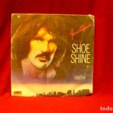 Discos de vinilo: JIM CAPALDI -- SHOE SHINE / TABITHA, POLYDOR, 1979.. Lote 140373014