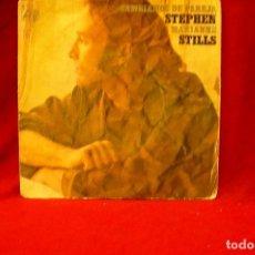 Discos de vinilo: STEPHEN STILLS -- CAMBIAMOS DE PAREJA / MARIANNE, ATLANTIC, 1971.. Lote 140376358