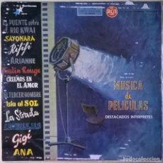 Discos de vinilo: MÚSICA DE PELICULAS, RCA-3L18005. Lote 140380158