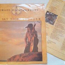 Discos de vinilo: MICHAEL MURPHEY LP BLUE SKY. Lote 140390938