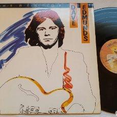 Discos de vinilo: DAVE EDMUNDS THE BEST OF LP. Lote 140391140