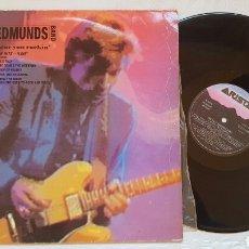 Discos de vinilo: DAVE EDMUNDS LIVE LP. Lote 140391272
