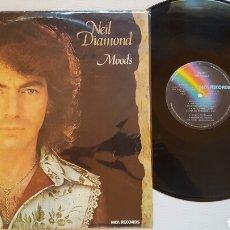Discos de vinilo: NEIL DIAMOND MOODS LP. Lote 140392004