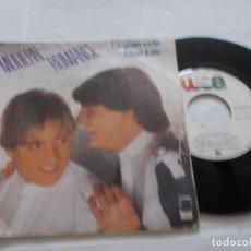 Discos de vinilo: MODERN ROMANCE. LA GRAN VIDA-. Lote 140408118