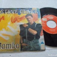 Discos de vinilo: STEVE CLARK. MAMBO. Lote 140408242