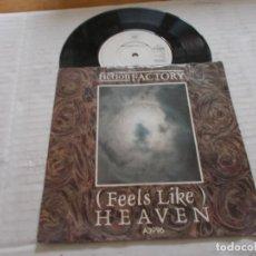 Vinyl records - FICTION FACTORY. HEAVEN - 140408390