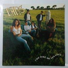 Discos de vinilo: LP / BARS / T'HO DIRE MIL VEGADES. Lote 140409742