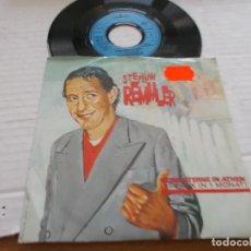 Discos de vinilo: STEPHAN REMMLER. KEINE STERNE IN ATHEN. Lote 140409758