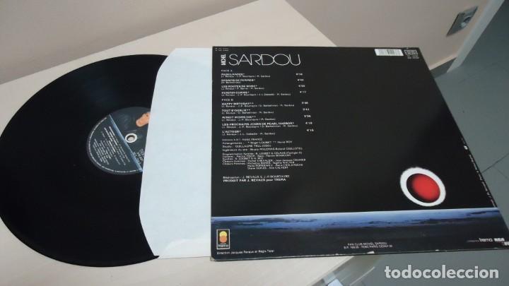 Discos de vinilo: MICHEL SARDOU- MUSULMANES -1987 TREMA RCA- ARIOLA - - Foto 2 - 140416014