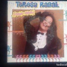 Discos de vinilo: TERESA RABAL: CAN CAN, SINGLE FONOMUSIC 03.2230/6. SPAIN, 1984. EX/VG+. Lote 140416906