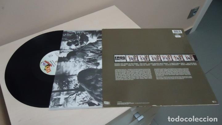 Discos de vinilo: EROS RAMAZZOTTI -IN CERT MOMENTI-1987 FOCO.-MADE IN GERMANY- - Foto 2 - 140417922