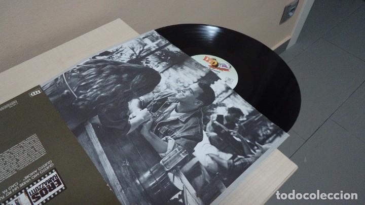 Discos de vinilo: EROS RAMAZZOTTI -IN CERT MOMENTI-1987 FOCO.-MADE IN GERMANY- - Foto 3 - 140417922