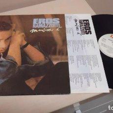 Discos de vinilo: EROS RAMAZZOTTI - MUSICA E- BMG ARIOLA - DDD- 1988- MADE IN GERMANY. Lote 140421018