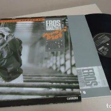 Discos de vinilo: EROS RAMAZZOTTI-NUOVI EROI- 1986- DDD-MILAN ITALY- CARRERE- MADE IN FRANCE -. Lote 140421210