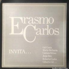 Discos de vinilo: ERASMO CARLOS / CAETANO VELOSO / ROBERTO CARLOS / GILBERTO GIL.... Lote 140421950