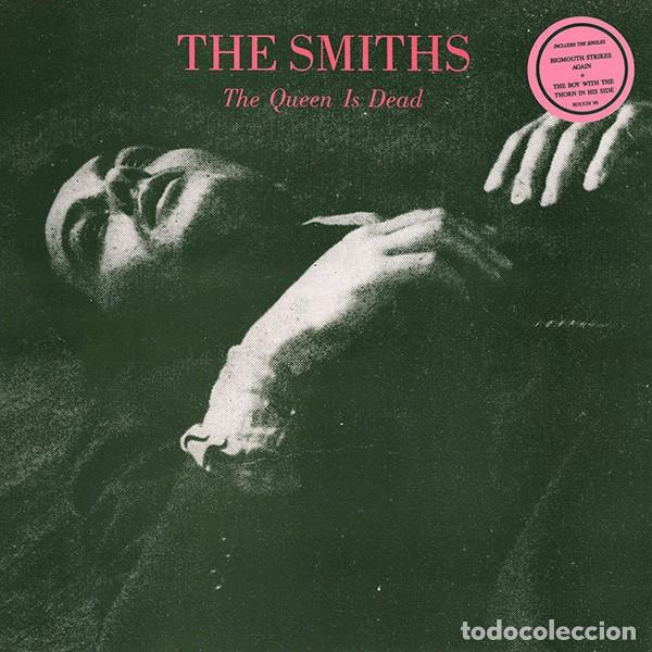 LP THE SMITHS - THE QUEEN IS DEAD / VINILO / ED. OFICIAL 2012 / NUEVO (Música - Discos - LP Vinilo - Pop - Rock - New Wave Extranjero de los 80)
