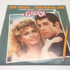 Discos de vinilo: GREASE (THE ORIGINAL SOUNDTRACK FROM THE MOTION PICTURE) . Lote 140431170