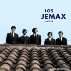 Discos de vinilo: EP LOS JEMAX - LOS JEMAX 2 / VINILO / ED MADMUA RECORDS 2017 LIMITADO Y NUMERADO / NUEVO. Lote 140437878