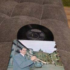 Discos de vinilo: ESTEBAN FIFE Y HERMANOS SEMPER / FUENTERRABIA / EP 45 RPM / IBERIA 1968. Lote 140438546