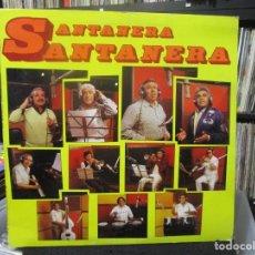 Discos de vinilo: SONORA SANTANERA - SANTANERA SANTANERA LP 1990 MEXICO . Lote 140439462