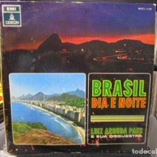 Discos de vinilo: BRASIL DIA E NOTE LP. Lote 140441150