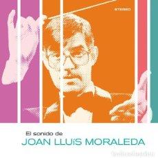 Discos de vinilo: EP JOAN LLUÍS MORALEDA - EL SONIDO DE JOAN LLUÍS MORALEDA / ED. OFICIAL LTD MADMUA RECORDS 2018. Lote 140441198