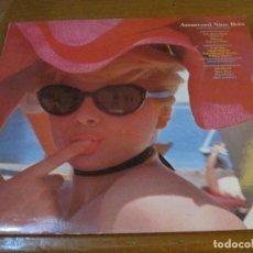 Discos de vinilo: AMARCORD MÚSICA DE NINO ROTA - SELLO HANNIBAL 1982. Lote 140441262