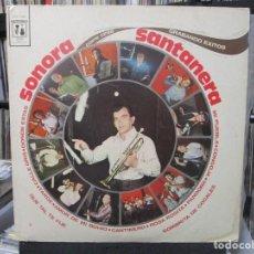 Discos de vinilo: SONORA SANTANERA - CORRE CINTA GRABANDO EXITOS (LP, ALBUM) 1972 USA. Lote 140442970
