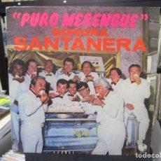 Discos de vinilo: SONORA SANTANERA - PURO MERENGUE (LP, ALBUM) . Lote 140443206