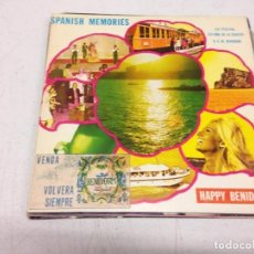 Discos de vinilo: LOS NEPTUNO - BENIDORM ES... SONRISA / ¡VIVA BENIDORM!. Lote 140447762