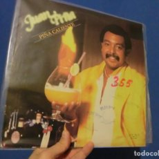 Discos de vinilo: JUAN PIÑA,(PIÑA CALIENTE) LP ,LOTE 570. Lote 140448814