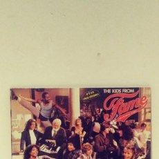 Discos de vinilo: FAMA LP VINILO EDICION 1982 (SIN PROBAR) . Lote 140462294