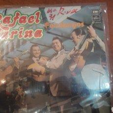 Discos de vinilo: RAFAEL FARIÑA FANDANGOS EMI SERIE AZUL. Lote 140462626