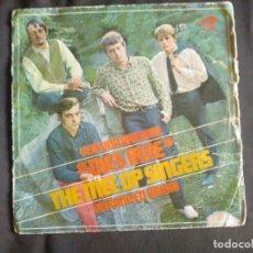 Discos de vinilo: SINGLE * THE MEC OP SINGERS * DIES IRAE * VERANO EN HAWAI - 1966. Lote 140465218