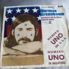 Discos de vinilo: NORMAN GREENBAUM. Lote 140466068