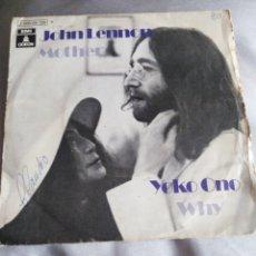 Discos de vinilo: JOHN LENNON Y YOKO ONO. Lote 140466317