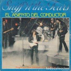 Discos de vinilo: SNIFF AND THE TEARS - DRIVER'S SEAT - SINGLE DE VINILO EDICION ESPAÑOLA. Lote 140469630