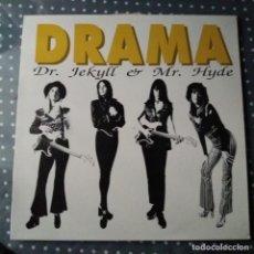 Discos de vinilo: DRAMA - DR. JEKYLL ET MR. HYDE. Lote 140474186