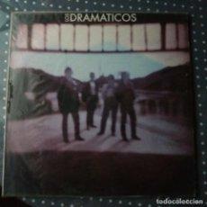 Discos de vinilo: LOS DRAMÁTICOS - VIENTO EN LA CARA . Lote 140474642