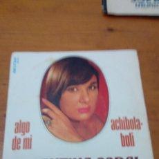 Discos de vinilo: ARGENTINA CORAL. ALGO DE MI. ACHIBOLA - BOLI. MRV. Lote 140475190