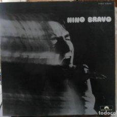 Discos de vinilo: NINO BRAVO - PUERTA DE AMOR, EL TREN SE VA, EL ADIOS, POR CULPA TUYA, ... - LP. POLYDOR 1971. Lote 140476374