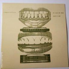 Discos de vinilo: SUPERELVIS- EN CASO DE DUDA ROCK´N´ROLL - LP 1991 + ENCARTE - NUEVO A ESTRENAR.. Lote 140491226
