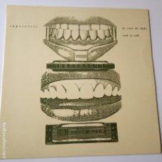 Discos de vinilo: SUPERELVIS- EN CASO DE DUDA ROCK´N´ROLL - LP 1991 + ENCARTE - NUEVO A ESTRENAR.. Lote 140491274