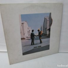 Discos de vinilo: PINK FLOYD. WISH YOU WERE HERE. LP VINILO. EMI ODEON. 1975. VER FOTOGRAFIAS ADJUNTAS. Lote 140491554