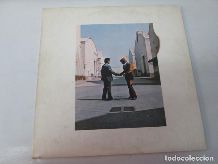 Discos de vinilo: PINK FLOYD. WISH YOU WERE HERE. LP VINILO. EMI ODEON. 1975. VER FOTOGRAFIAS ADJUNTAS - Foto 2 - 140491554