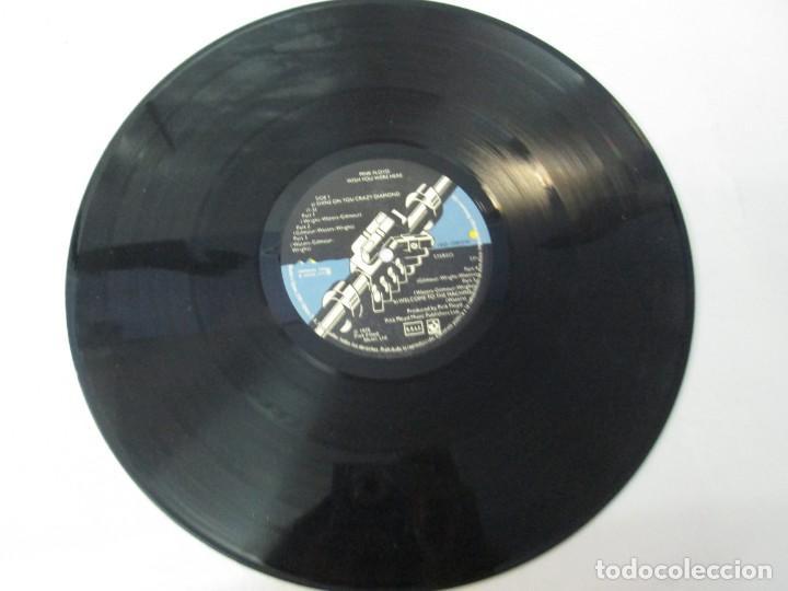 Discos de vinilo: PINK FLOYD. WISH YOU WERE HERE. LP VINILO. EMI ODEON. 1975. VER FOTOGRAFIAS ADJUNTAS - Foto 5 - 140491554