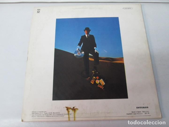 Discos de vinilo: PINK FLOYD. WISH YOU WERE HERE. LP VINILO. EMI ODEON. 1975. VER FOTOGRAFIAS ADJUNTAS - Foto 7 - 140491554