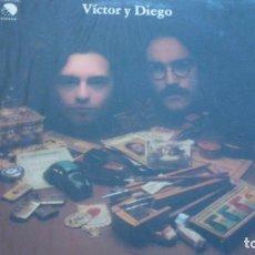 Discos de vinilo: VICTOR Y DIEGO A VOSOTROS LP GATEFOLD. Lote 140497222