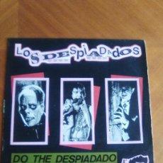 Discos de vinilo: LP. LOS DESPIADADOS-DO THE DESPIADADO. A ROCKABILLY COMPILATION VOL.13.SELLO LA ROSA 528008.. Lote 140505066
